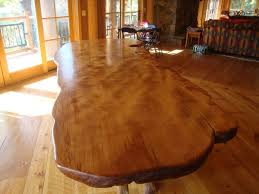 finished pine dining room table rustic dining room table sets