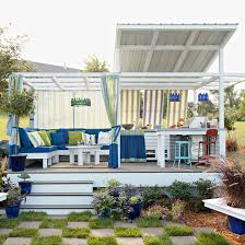 Outdoor Rooms Com - create a fun and budget friendly outdoor room raised deck