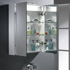 Glass Bathroom Shelving Unit by Roper Rhodes Entity Bathroom Cabinet Double Doors U0026 Led Light