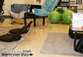 flexible seating classroom u2013 sassy savvy simple teaching