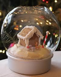 halloween snow globe make an edible snow globe for the holidays hgtv u0027s decorating