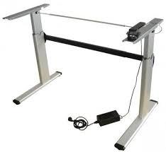 Standing Desk Frame Electric Standing Desk Frame Zenith Tpe