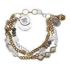 multi chain silver bracelet images Silpada 39 garden party 39 sterling silver brass multi stone multi jpg