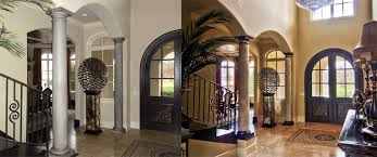 interior home columns house pillars column designs decorative for homes awesome