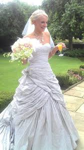 ian stuart wedding dresses nixon wearing libertine wedding dress by ian stuart the only