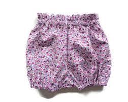 paper bag toddler shorts pattern girls bloomers girls shorts paperbag waist girls clothing