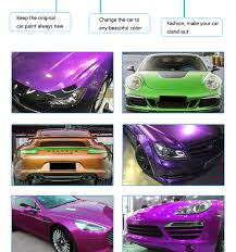 carlike guarantee 3 years matt u0026glossy candy colors car wrap vinyl