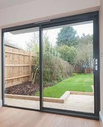 aluminium glass doors aluminium patio doors surrey and middlesex novaglass