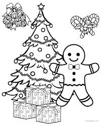 decorations coloring pages free printable ornament