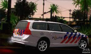 volvo minivan volvo v70 le politie for gta san andreas