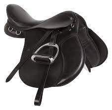 horse saddle amazon com 15 16 17 all purpose english leather horse saddle set