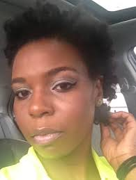 stranded rods hairstyle two strand twist out with curled ends rods on short medium hair