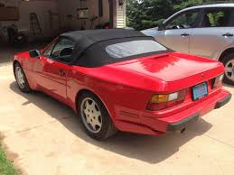 1991 porsche 944 s2 cabriolet 1991 porsche 944 s2 cabriolet convertible for sale photos