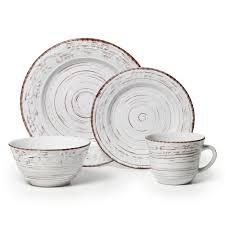 everyday trellis 16 pc dinnerware set