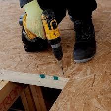 18mm 22mm p5 chipboard floor moisture resistant 8 x 2