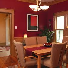 Best Colors For Dining Rooms Impressive 90 Maroon Dining Room Interior Decorating Inspiration