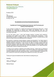 cover letter for manufacturing