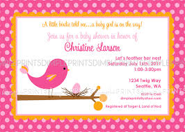 bird baby shower tweet baby bird printable baby shower invitation dimple prints shop