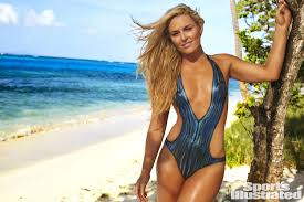 lindsey vonn swimsuit body paint photos sports illustrated