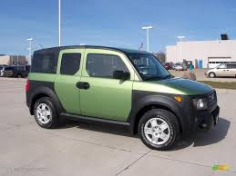 2014 Honda Element 2008 Honda Element Lx Kiwi Green Or This One Details Living