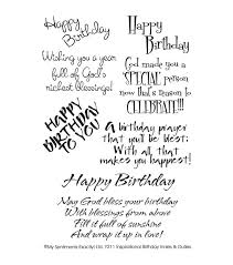 123 best birthday card verses images on birthday