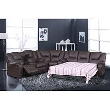 Sectional Sofa With Sleeper And Recliner New Reclining Sectional Sleeper Sofa 44 With Additional Home