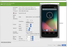 resize photo android how to resize the avd emulator in android studio stack overflow