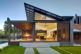 shed roof house simple modern roof designs