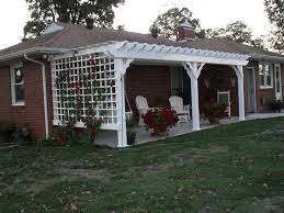 Attaching Pergola To House by Marvelous Ideas Pergola Attached To House Spelndid Kinds Of