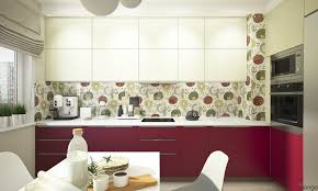 Wallpaper Designs For Kitchen by Kitchen Backsplash Designs With Variety Of Modern And Trendy