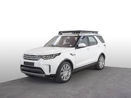 discovery land rover 2017 white land rover all new discovery 2017 current slimline ii roof rack