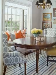 Lake House Kitchen Ideas by Bay Window Seat In Dining Room That Old House Home And Garden