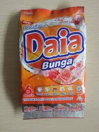 Sabun Daia deterjen sabun cuci indo snack