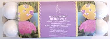 Easter Egg Chalk Decorating Kit by Amazon Com 12 Decorating Easter Eggs Patio Lawn U0026 Garden