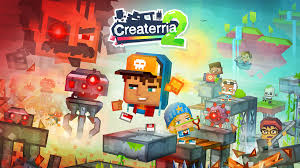 createrria 2 craft your games android apps on google play