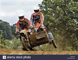 sidecar motocross racing sidecar dirt bike stock photos u0026 sidecar dirt bike stock images
