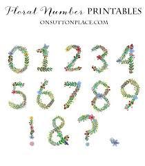revelation 21 free printable u0026 floral numbers