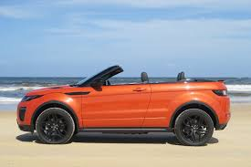 range rover convertible 2017 range rover evoque convertible 7 things you didn u0027t know