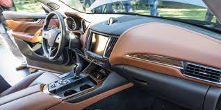 maserati levante interior maserati levante price spy shoot car 2018 2019