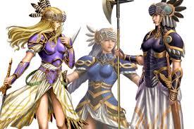 image the valkyrie sisters jpeg valkyrie profile wiki fandom