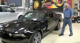 2011 mustang gt black episode of leno s garage features 2011 mustang gt 5 0
