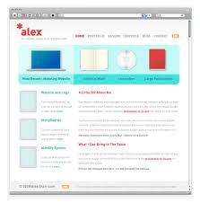 user layout en español use adobe illustrator to create a clean website layout