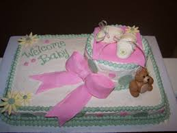 photo african american baby shower cake image