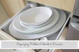 organized home week 2 kitchen cabinets and drawers graceful order