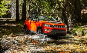 jeep compass 2017 trailhawk 2017 jeep compass first drive review car and driver