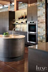 ideas about modern rustic kitchens inspirations kitchen trends