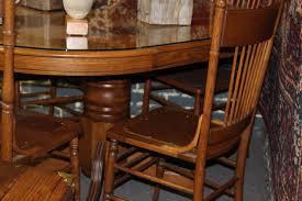 tonawanda woodworks oak dinette set 750