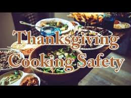 columbia up thanksgiving cooking safety