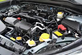 subaru forester boxer engine 2017 subaru forester 2 5i review autoguide com news