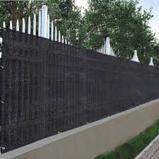 Outdoor Patio Windscreen by Amazon Com Yescom 25 U0027x4 U0027 Privacy Fence Screen Fabric Mesh